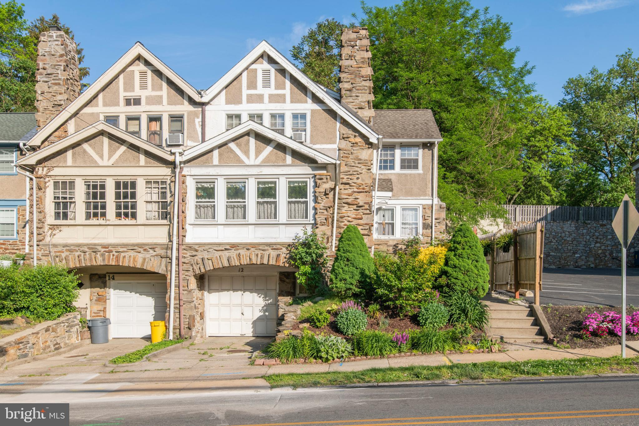 Beautiful Stone Twin In Lower Merion at a price you can't refuse! Enter into a light-filled sunroom that can be used as your home office or just a sitting area to enjoy all of the natural light shining through! Large living room with a stone wood-burning fireplace which leads into a nice sized formal dining room. The 3 nice size bedrooms with ample closet space, hall bath with an additional 1/2 bath in one of the bedrooms. Full unfinished basement, 1 Car garage with additional driveway parking, fenced-in rear yard. All of this in award-winning Lower Merion School District.....so close to all transportation, center city, and Manayunk! Priced to sell!