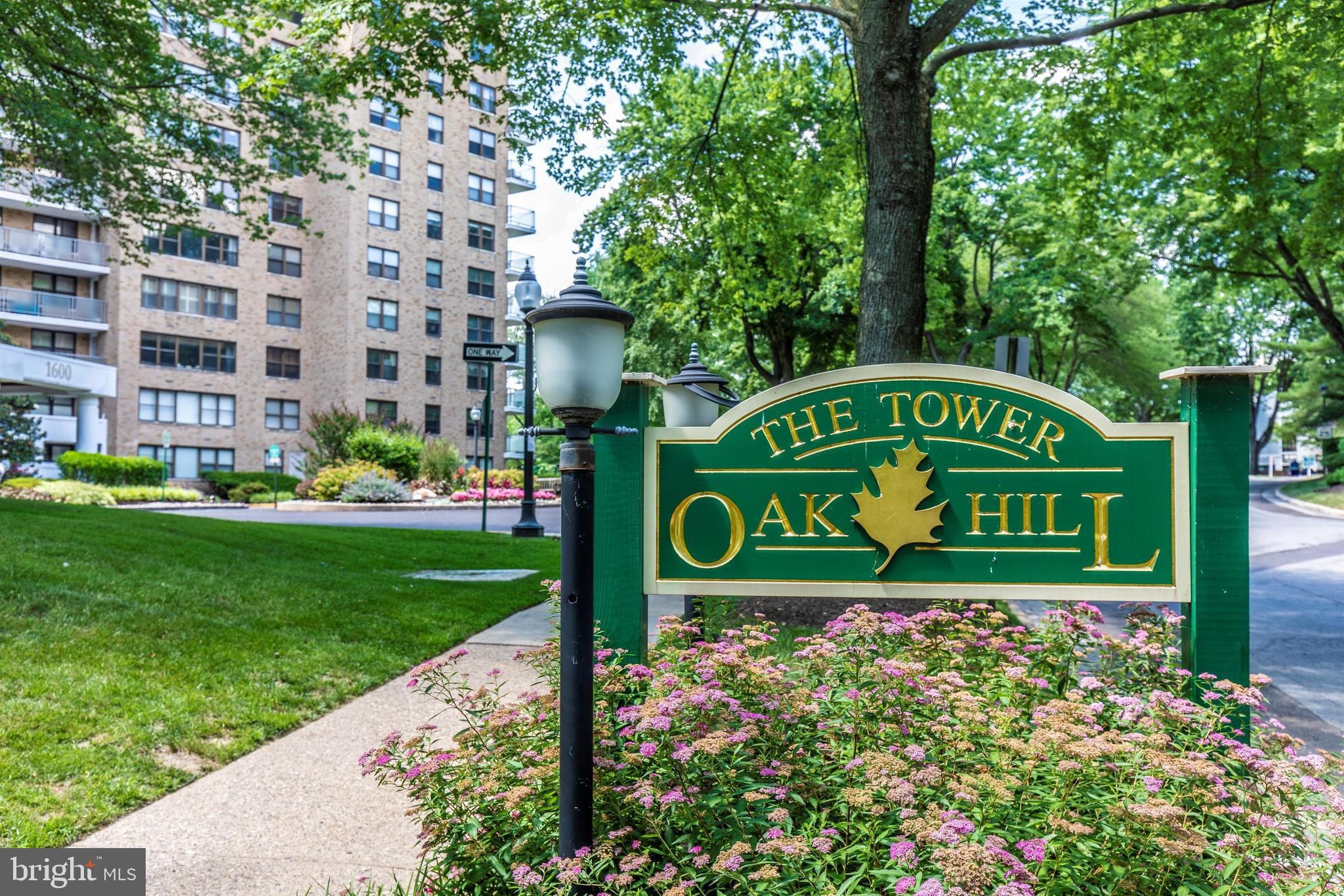 """JUST REDUCED AND VACANT!! TOWER AT  'OAK HILL' NEAR PHILA!! Located at """"The Tower at Oak Hill Condominium', Penn Valley, Pa. This is a Large 1 Bedroom home with an additional Den/Office. The home boasts beautiful  hardwood tile floors, high end Kitchen with all wood kitchen cabinets, stainless steel appliances and granite counter tops. The bathroom features 'Carrera Marble' with pedestal sink New tub. toilet, fixtures. There are CLOSETS GALORE through out!! This home offers the Largest living room and a full dining room. This home includes a separate den or office with a closet. The large Sun drenched balcony overlooks the scenic tree filled skyline, the pool and summer grilling area. 'The Oak Hill Tower' offers 2 gyms, 24 hour doorman, basement storage and laundry room. Lower Merion School District bus at front door. Condo dues include Air and Heat by convectors, water, common area maintenance, pool access and two both gyms. Special bulk cable 81.00 month.  $250 move in fee and $500 elevator deposit Great Opportunity for a totally home! Minutes to center city Phila. via xway. Bus 44 at front door."""