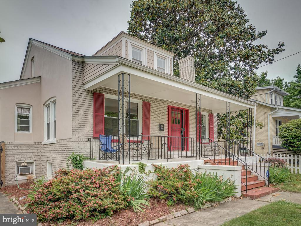 """Visionary buyer, 203K or Investors, great opportunity to buy way below market value. Easy rehab, minor TLC. Sold strictly AS-IS. Beautiful Brookland Beauty by BV Builders!! 4BR, 3BA, Sun Porch, Wooden Floors, Chestnut Trim! Double Pane Windows, Pocket Doors, Fans, Front Porch, Big Back Yard, Genteel Garage,  The property is close to """" Hometown"""" small shops, CVS, coffee houses & restaurants in of course the """"Brookland Metro"""", The new Brookland with a myriad of shops, Busboys n Poets, bookstore & much more """"The Basilica"""", Catholic Un & Trinity College & nearby MedStar Hospital Complex!! So much to explore from your pristine well-maintained brick Colonial with some original woodwork. All offers are due June 1st at 12:00 PM."""