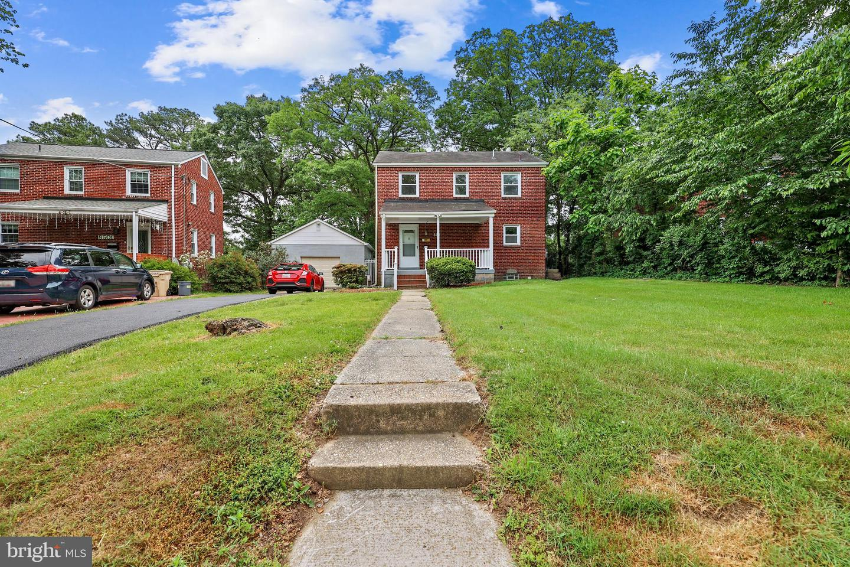 8413 Potomac Avenue   - College Park, Maryland 20740