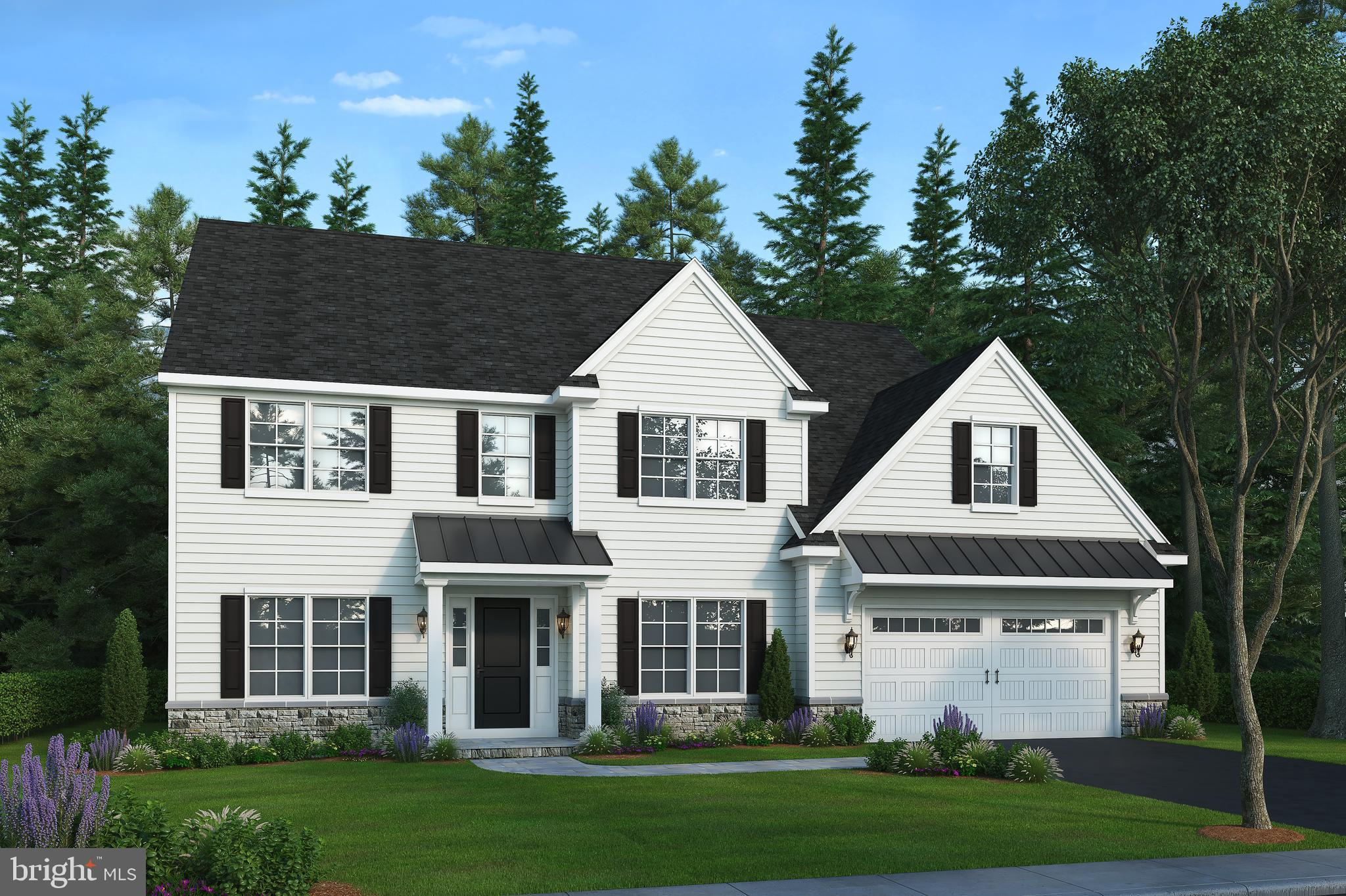Introducing Goshen Walk! 11 semi-custom homes on a cul-de-sac street located in the heart of West Goshen Township in the award-winning West Chester School District. Lot #1 is a Providence Traditional Model with 4 bedrooms 2.5 baths a 2car garage with 3145 square feet of living space. The Providence Model features an over-sized kitchen and breakfast area opening to a spacious family room with gas fireplace. These two rooms encompass the entire back of the home offering a wonderful space for gatherings and entertainment. Formal dining room and professional office off of the center hall foyer. There is a large family entrance off of the garage with a large walk in closet. The second floor includes four large bedrooms all with walk-in closets, a large hall bath and second floor laundry room. The massive owner's suite includes two walk-in closets and a luxurious master bath with pedestal tub and walk in shower. All of the homes at Goshen Walk can be customized to fit your style and needs. Public water, public sewer, and natural gas heating and cooking all included. Goshen Walk is conveniently located just minutes from downtown West Chester and minutes to Route 202 with easy access to Philadelphia, King of Prussia, and Wilmington.