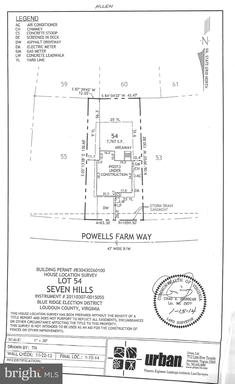 42013 Powells Farm Way Aldie VA 20105