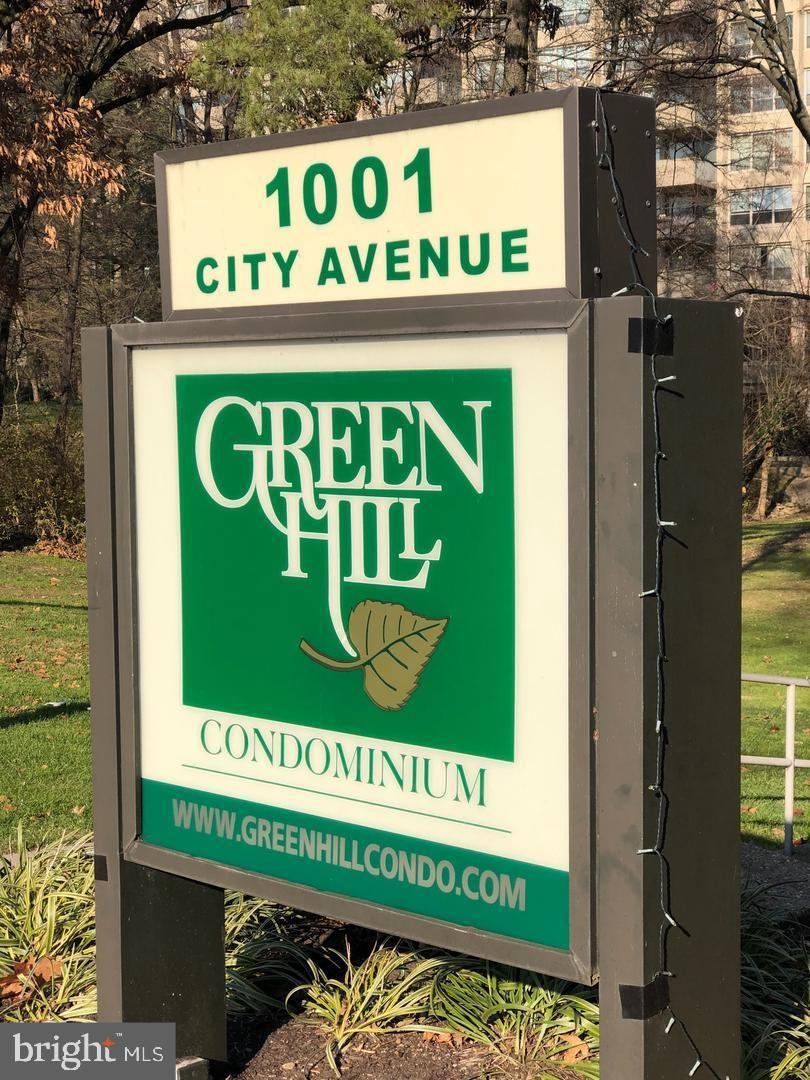 Welcome to the Green Hill Condominium.  This 1 bed 1 bath unit located in the East Building and is the perfect place to call home. Here you can enjoy a carefree lifestyle in this desirable community. This great unit is located a short walk from the elevators. Other features include an open living room/ dining room area, a spacious bedroom with 3 large closets, private patio, washer /dryer in the unit and floor to ceiling windows. The seller has recently upgraded the 3 heat/ air conditioning units for extra efficiency.   Your condo fee includes air conditioning, heating, electricity, hot and cold water, all exterior maintenance and landscaping as well as basic cable TV, common area maintenance, and trash removal. Green Hill features 24/7 doormen and gate attendant, security, as well as the Green Hill bus service with private buses for easy transport to the area shopping centers, grocery stores, and restaurants that are all close by. Other amenities include:  * Outdoor Swim Club (Membership fee) * Fitness Center with Indoor Pool (Membership Fee) * Social Club (Membership Fee) * Tennis Courts * Children's Playground * Game Rooms * Resident's Library * Private Banquet Rooms (Rental Fee) * Storage Lockers * Bicycle Storage * Manicured Landscaping * Specimen Trees * Indoor Garage Parking Available * Ample Free Parking * Delivered Packages Brought to Your Condo * Valet Service Available * ADA Compliant.  $150 Move-in fee plus a $500 refundable deposit due at settlement.