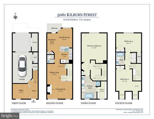 5061 Kilburn St Alexandria VA 22304