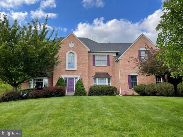 Welcome to The Estates at Faraway Farm!  This beautiful 2 story Classic Colonial home offers you 4+ bedrooms and 4.5 baths on an amazing 1.71 Acre Lot!  Enter through the large 2 story foyer with a turned staircase as the focal point leading to the 2nd floor. This 1st level offers an abundance of space including a beautiful eat-in kitchen, office, formal dining room, inviting great room complete with 9' ceilings and a 2nd staircase to the 2nd level, formal living room and 1/2 bath & laundry!  You will exit the great room onto the deck which overlooks the amazing yard filled with wildlife and overlooks the built in pool!  The 2nd level of this home features 4 bedrooms including a Main Bedroom Suite with two walk in closets, sitting area and full bath complete with a jacuzzi tub! Additionally you will find two full baths on this level.  The lower level is finished and provides you with additional bedrooms/office space/storage and a full bath with a ground level walk out to the beautiful rear yard!  1st floor laundry, 3 car garage, built-in-pool, rear deck, gazebo and so much more is ready to become your new home.  You will spend many hours entertaining with this amazing exterior space!  So much room to grow!  Close to major roadways and shopping yet tucked away to provide you with a sense of privacy and relaxation day in and out.  Don't miss your opportunity to see this amazing home.