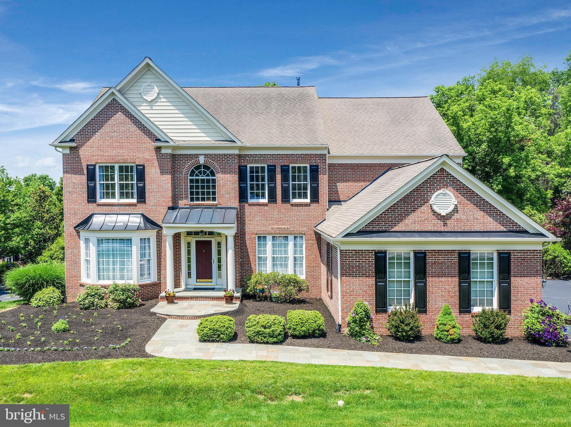Offer Received.  Please schedule a showing by the end of day 6/18. A unique property like this does not come on the market often. Are you looking for the perfect house to entertain or have fun in? Look no further. This property is situated next to open space in East Bradford Township. This Home boasts 5 Bedrooms, 4.5 Baths, an expansive Kitchen Island, a huge Deck overlooking open space, a massive wet bar, a wine cellar that holds 1,400 bottles, a firepit, waterfall and more. Entering the house brings you to a formal Living Room with a formal Dining Room with Crown Molding and Wainscoting. The gourmet kitchen has an expansive granite Kitchen Island with a gas burner stove. The Open Concept Kitchen overlooks the Family Room and Florida Sun Room. Also on the main level is an office overlooking the backyard oasis. Upstairs is the Owner's Suite with tray ceilings and a huge bath with a walk-in closet. There is also a room next to the Owner's Suite with a fireplace that's ideal for reading a book, turning into a nursery or using it as an extra bedroom. Also on the 2nd level is another en-suite and 2 more additional bedrooms with a Jack and Jill Full Bath between them. The fully finished basement has an 8 seat granite wet bar. Across from the bar is a huge walk-in Wine Cellar that stores up to 1,400 wine bottles! The Wine Cellar also has a tasting area after opening your new bottle. There is also an entertaining area ideal for a theater type setup. The lower level also has a Bedroom and a Full Bath with a Steam Shower. The bedroom could also be used as a gym as it is now. The backyard oasis has a pond waterfall with a firepit for those colder nights. The deck overlooks open space and often has some birds stopping by to say hello. Enjoy having a drink on the deck while hearing the soothing sound of the waterfall below. Located in the Award Winning West Chester Area School District this house is also only minutes away from downtown West Chester and overlooks the Allerton Fa