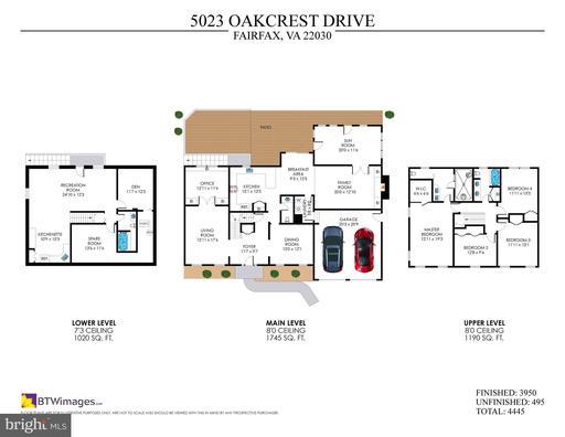 5023 Oakcrest Dr Fairfax VA 22030