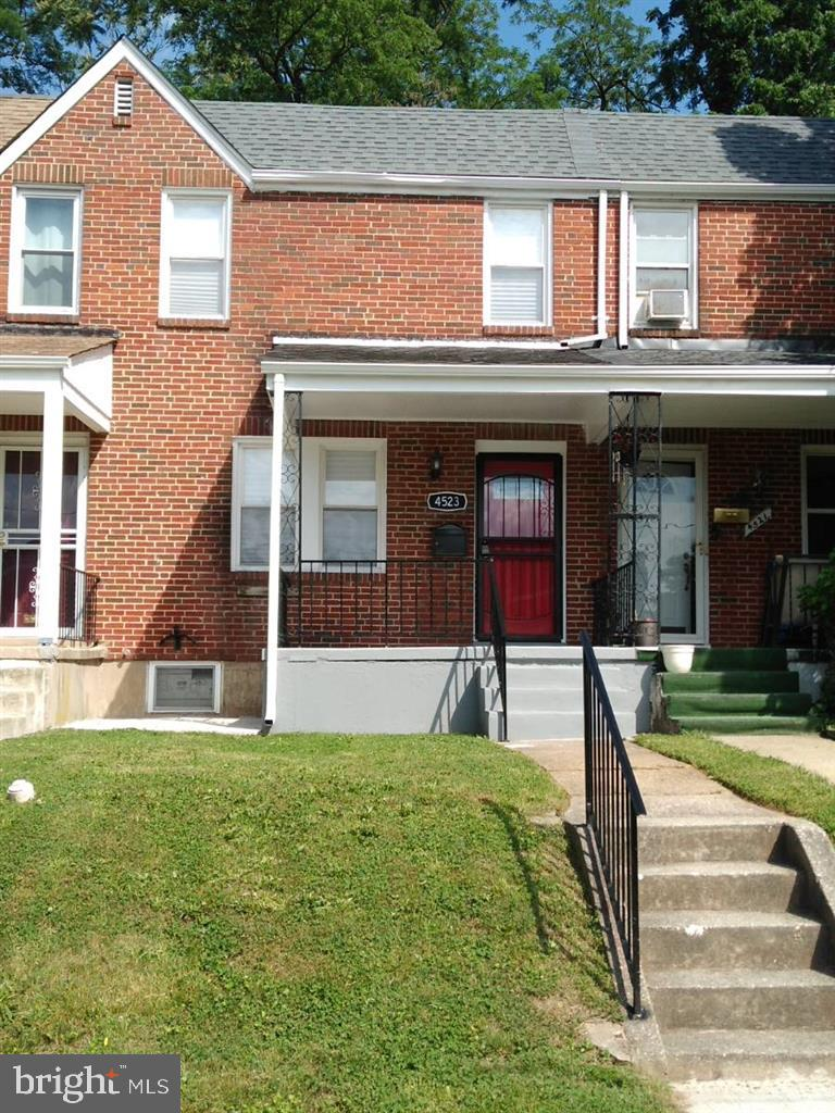 4523 N Rogers Avenue Baltimore, MD 21215