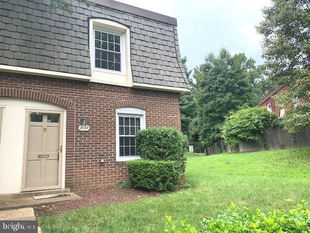 This amazing end unit has been well maintained. Townhouse offers two bedroom, one bathroom and closet for washer/dryer on the top floor, Spacious living room and kitchen on lower level. Enjoy your new home while relaxing in your fenced in back patio. Nice grassy area on the side of the townhouse for even more openness. The community offers pools, tennis courts, playgrounds, community center, bike trails and so much more.  Also conveniently located within minutes from shops, restaurants, and public transportation.
