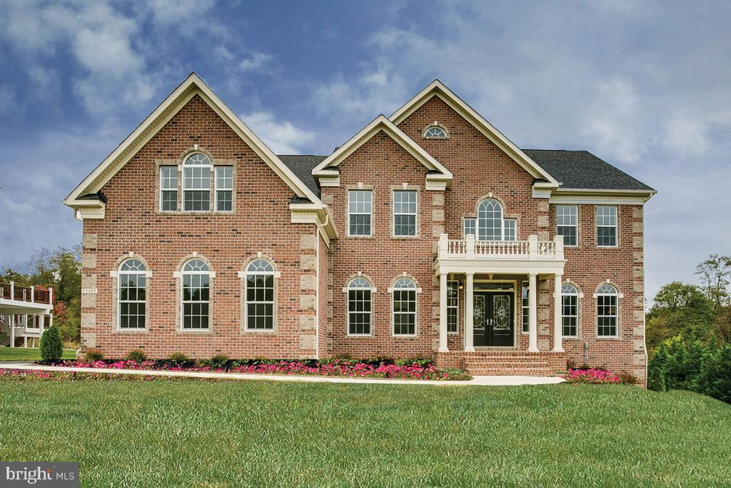 Williamsburg Homes Newest Howard County New Home Community, Oak Hill Estate, a small enclave of only 6 homesites with only 3 remaining in a prime Ellicott City Centennial location nearby Centennial Park!  This fabulous new opportunity by an award-winning builder is your chance to own a new luxury single family home featuring a lush wooded setting with popular home designs that is located near major commuter routes, shopping and recreation. This gracious Dorchester IV offers 4055 sq. ft. of living space on 2 levels. Features include modern finishes,  impeccable luxury, an open concepts and 4 BDRMs, 3.5 BAs. Visit Greats Schools website for school details. Call for details.
