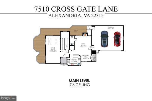 7510 Cross Gate Ln Alexandria VA 22315