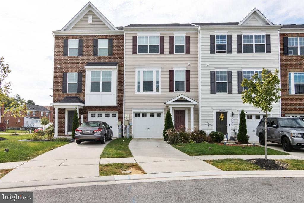 Welcome home to your recently built (2017), energy efficient haven! This one car garage townhome offers 3 bedrooms, 2 and 1/2 baths, finished walk out basement and  spacious kitchen that leads to the perfect composite deck to grill and entertain! Allow the first set of stairs to carry you to the beautiful natural lit kitchen, dining room, and living room area where you will have plenty of space to entertain and enjoy family. On the upper level enjoy, the owners suite with a dual vanity bath and generous closet space. This home also boasts the benefit of OWNED solar panels which  offer year round savings on your energy costs!  Set up your appointment to tour today, so you do not miss a shot at YOUR new home!