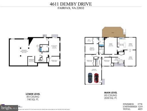 4611 Demby Dr Fairfax VA 22032