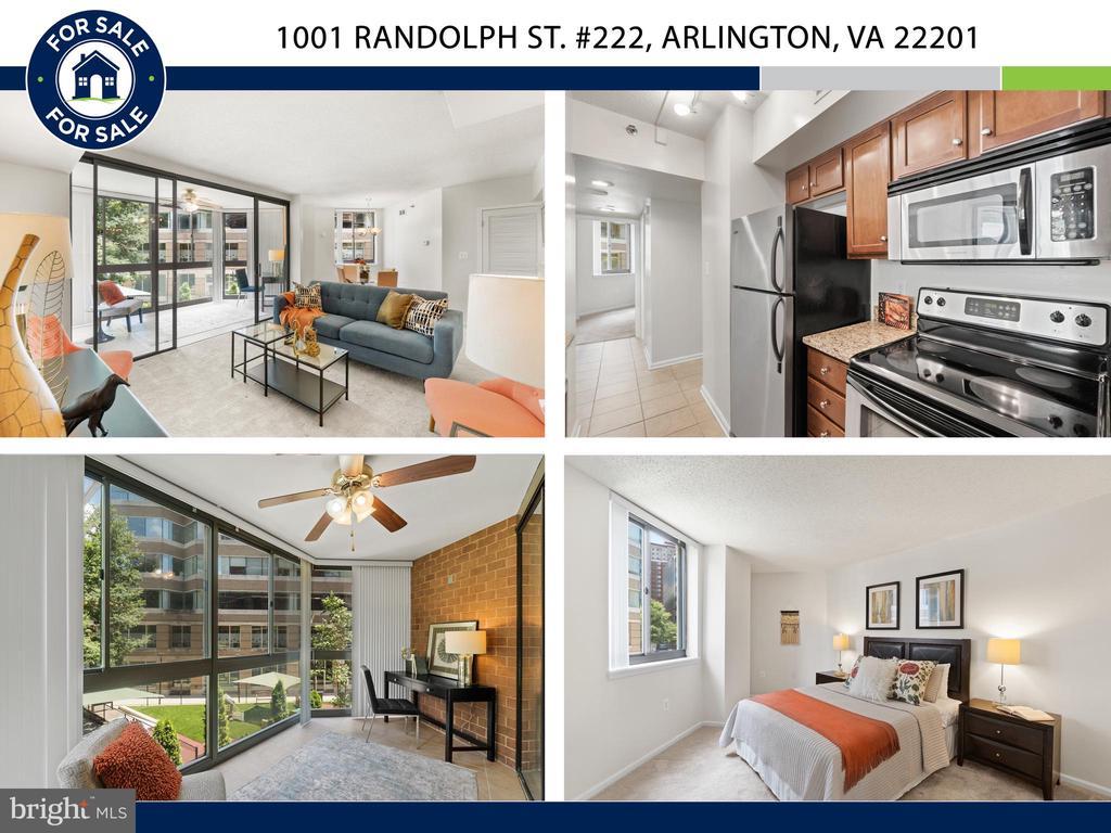 1001 N Randolph St #222, Arlington, VA 22201