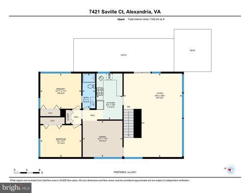 7421 Saville Ct Alexandria VA 22306