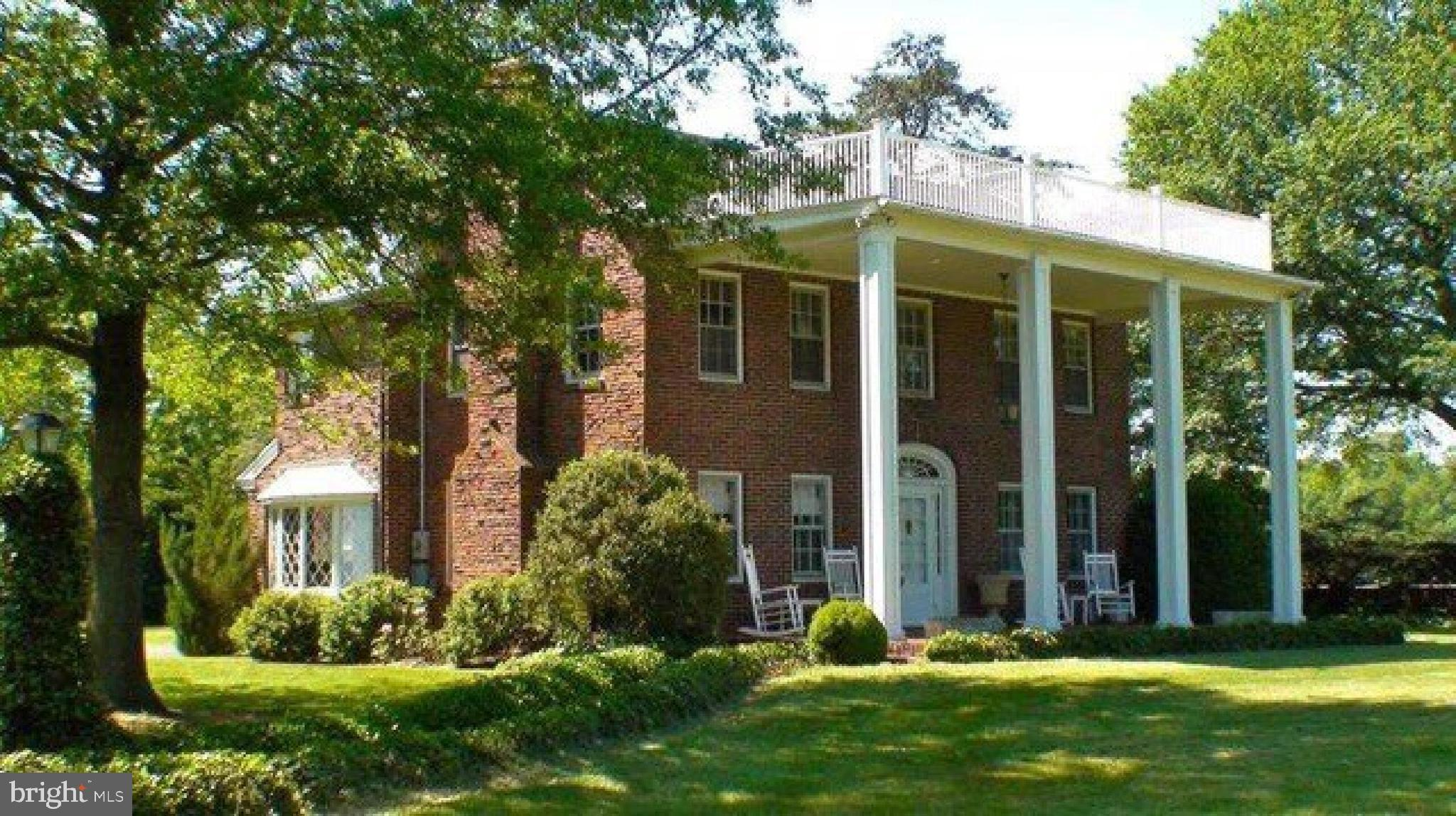 """This stately 3BR 3BA Colonial is situated on nearly 3 acres dating back to 1775 as part of the original  Land Grant from William Penn named Jacob's Choice Property.  While maintaining it's historical elegant charm, many upgrades are provided.  A must see treasure! BEING SOLD """"AS IS"""" WITH NO WARRANTIES EXPRESSED OR IMPLIED."""