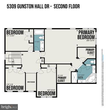 5309 Gunston Hall Dr Woodbridge VA 22193