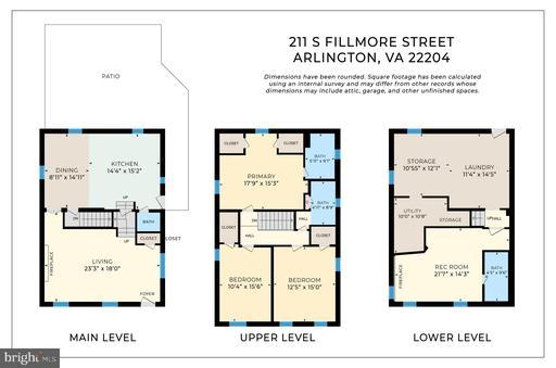 211 S Fillmore St Arlington VA 22204