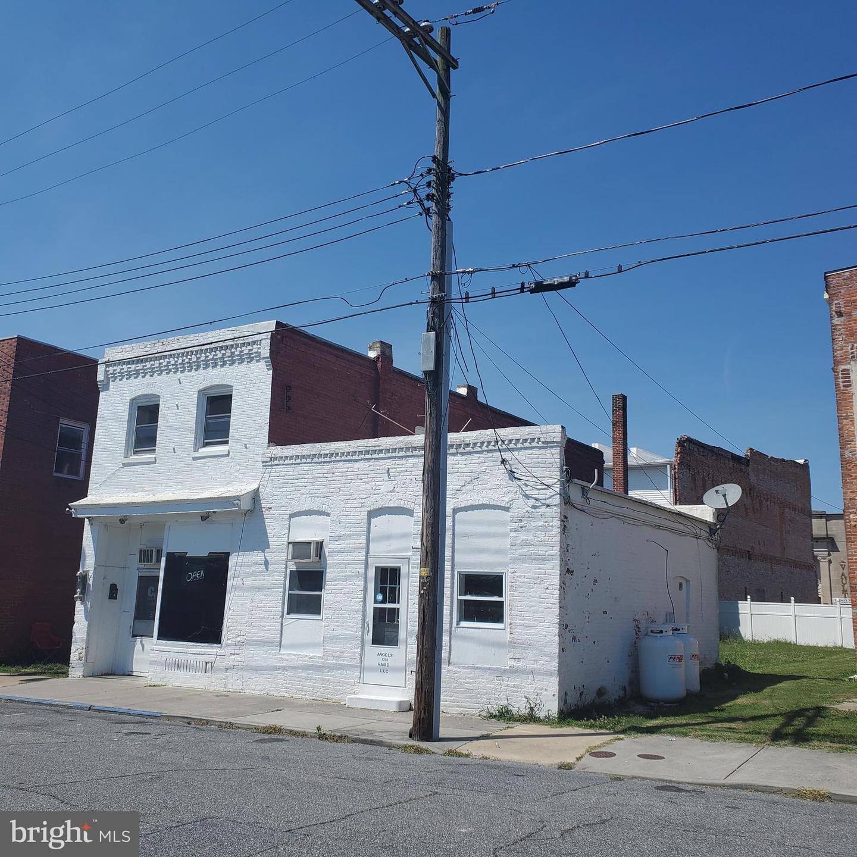 111, 113 Willow Street Pocomoke City, MD 21851