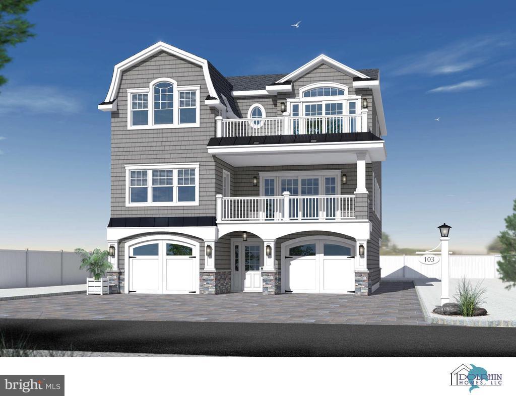 111 E Dune Lane, Long Beach Township, NJ 08008