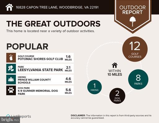 16828 Capon Tree Ln Woodbridge VA 22191