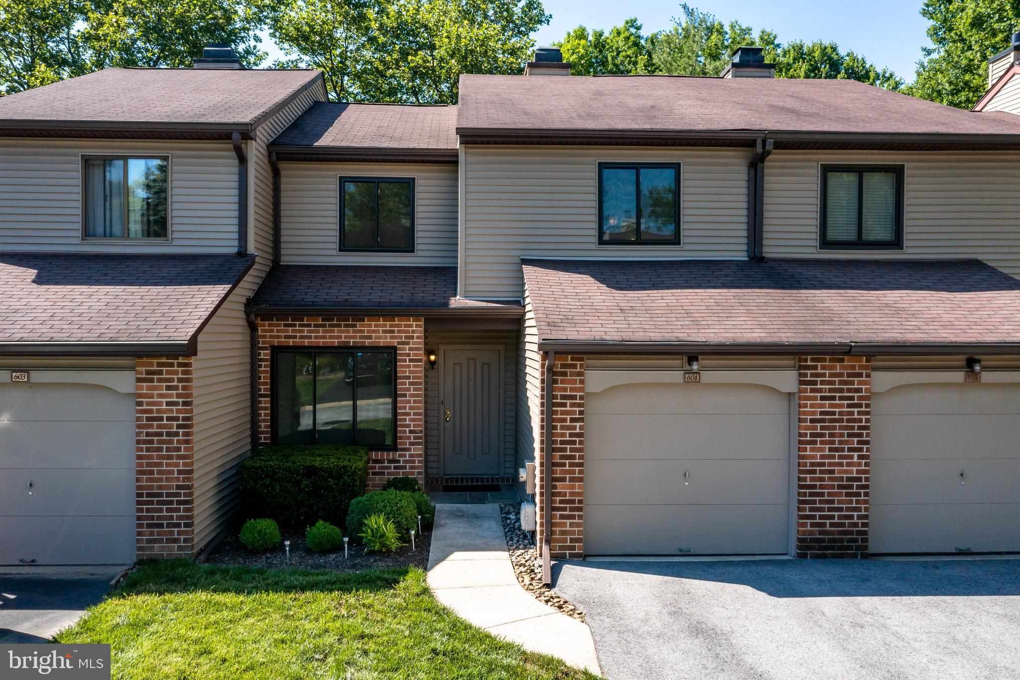 LOCATION-LOCATION-LOCATION!  Move right in to this 2 Bedroom, 2.5 Bathroom townhome in super-convenient-to-everything Chesterbrook.  Note:  3rd BEDROOM IS CURRENTLY CONFIGURED AS A DEN.  Prestigious Tredyffrin-Easttown School District.  The main level consists of a galley Kitchen (with Breakfast Area) a large, open Living Room and Dining Room area with a sliding door out to a private patio. Wood-burning fireplace and a Powder Room.  The second floor is comprised of Master Bedroom with en-suite Bathroom, second Bedroom, a spacious Den (which can be converted back to a 3rd bedroom), and a second full Bathroom complete with washer and dryer.  Full Basement with (preventive), lifetime-guaranteed waterproofing system.  Attached one-car Garage.  Almost new HVAC, driveway, windows, slider, vinyl siding, gutters, and more!  Close to Wilson Farm Park, Valley Forge Park and Gateway Shopping Center (with Trader Joe's!). The King of Prussia Mall is less than ten minutes away. Enjoy easy access to Routes 202, 76, 422, the PA Turnpike and all that the Main Line has to offer.  Schedule your tour today!