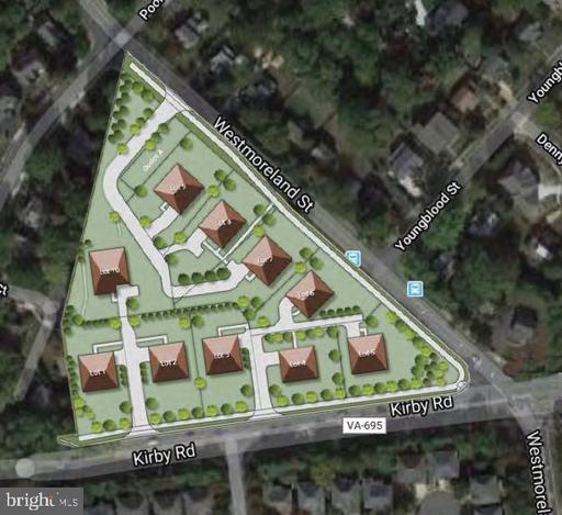 1924 Westmoreland St. #lot 8 Mclean VA 22101