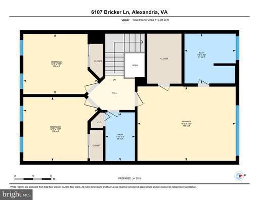 6107 Bricker Ln Alexandria VA 22315