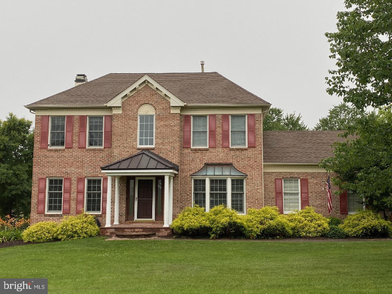 This just may be the perfect entertainer's residence!  Over $275,000 in upgrades since owned, (see upgrade list in documents tab).  entering through the covered front door, your guests are first inspired by the two story entry.  Stepping through the center hall, you will come into the chef's paradise with all new granite counter tops and matching island.  Upgraded appliances throughout with storage everywhere you turn.  Then, it is onto the covered deck with an infrared  heater and drop down curtains to keep the sun or rain at bay.  Wonderfully entertaining can be had there or just to the right on the deck towards the stairs that lead to the paver walkway to your own inground pool with jetted spa and a Fastline Pro Swimming Machine (think of it as an endless lap pool, no one has been able to overcome the highest setting yet.  Maybe you will!)  The grounds are completely encircled with aluminum fencing, extensive landscaping, and not one but TWO sheds.  One for all the storage you may need and one dedicated to the pool goodies.  Speaking of which, the pump was upgraded to high efficiency with Pentair Automation.  You can control the pump and pool from your phone. Oh, I almost forgot, all new windows and doors in 2011/2012.  In the finished lower level you will find a traditional Summer Kitchen with large work area, island, extra refrigerator, and separate freeze, both included in the sale of this home.  Going further you will find a large area perfect for working out and loads more storage space.  Upstairs finds the main owner's bedroom suite with remodeled full bath, three nice sized bedrooms, and a hall bath.