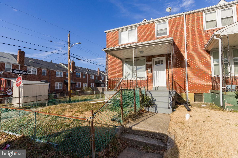 5453 Fairlawn Avenue Baltimore, MD 21215