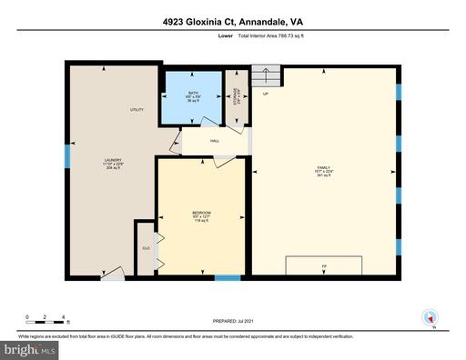 4923 Gloxinia Ct Annandale VA 22003