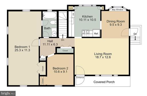 4402 Alta Vista Dr Fairfax VA 22030