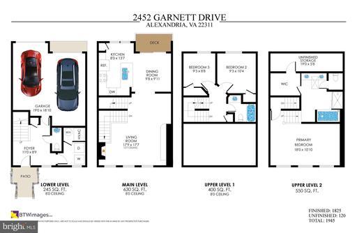 2452 Garnett Dr Alexandria VA 22311