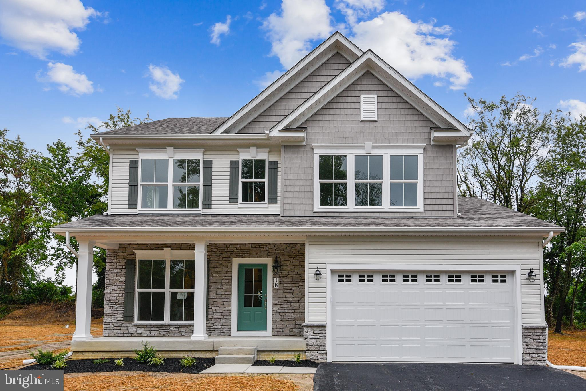 """TO BE BUILT (photos are of a recently built home) - Own your own little slice of peaceful heaven right next door to Trap Pond State Park! This lot is located on a low-traffic road and is ideal for walking or biking. Surround yourself with nature in a brand new home built by Caruso Homes!   Featured is Caruso's Deerfield model. This 4 bedroom floor plan with optional in-law suite (upgrade) downstairs features a beautiful open concept with a large great room that flows right into the kitchen. The kitchen offers a 9 ft island and plenty of counter space for entertaining friends and family. The dining room leads to the kitchen right off of the huge open foyer! Upstairs boasts 3 bedrooms and the master suite! Buy the beautiful base model or choose to upgrade by adding an additional bedroom, morning room, screened porch, in-law suite, or loft. Upgrade options and custom changes are at an additional cost. Photos and tours may display optional features or upgrades that are not included in the price. Square footage is approximate and will be finalized with choice of final options. Other Caruso Homes models are available to be built on this lot.    *Listed price is inclusive of lot price, house base price, selected options, and estimated engineering, site work, permits and utility connections (""""Lot Finishing Costs"""").*"""