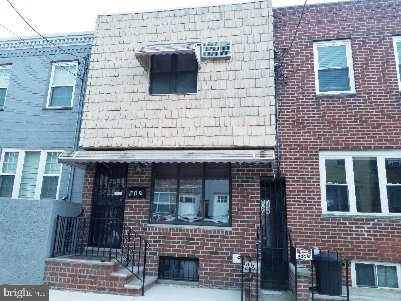 914 Hoffman Street Philadelphia , PA 19148