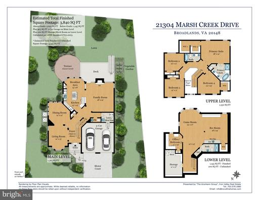 21304 Marsh Creek Dr Broadlands VA 20148
