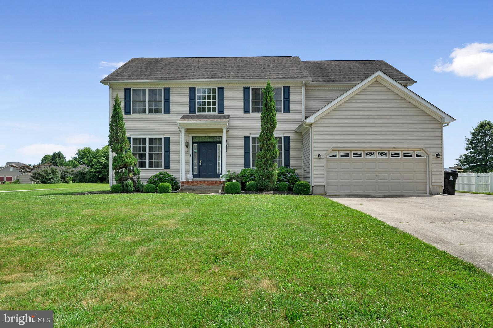 Do not miss this stately two story colonial situated on a large corner lot in the CR School District.  As you enter the hardwood foyer you find yourself between the formal dining room and roomy home office with French doors and oversized windows.  Proceeding to the rear of the home you find the great room featuring a wall of windows providing an abundance of natural light, a gas fireplace, and an ideal spot for entertaining being open to the kitchen and eat-in area.  The kitchen boasts a center island workspace, hardwood flooring, and numerous cabinets and pantry.  This home also feature dual front and rear staircases and a cat-walk connecting the upper bedrooms with Jack & Jill bathroom and a primary bedroom that will having you sleeping in...  The spacious primary bed includes room for additional furniture, a roomy walk-in closet, and huge bath with separate shower and soaking tub.  On the lower level you will find a full unfinished basement with  bathroom rough-in and space for your imagination to go wild.  Easy to see!!