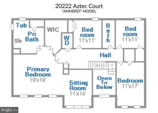 20222 Aztec Ct Ashburn VA 20147