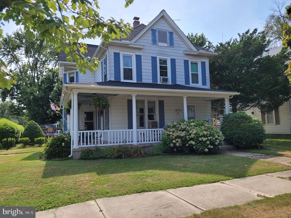 211 Maryland Ave, Ridgely, MD, 21660