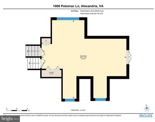 1008 Potomac Ln Alexandria VA 22308