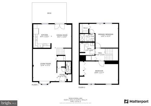 8806 Newington Commons Rd Lorton VA 22079