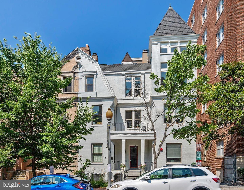 1514 21st St NW #4                                                                               Washington                                                                      , DC - $850,000