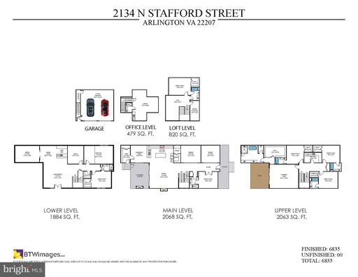 2134 N Stafford St Arlington VA 22207