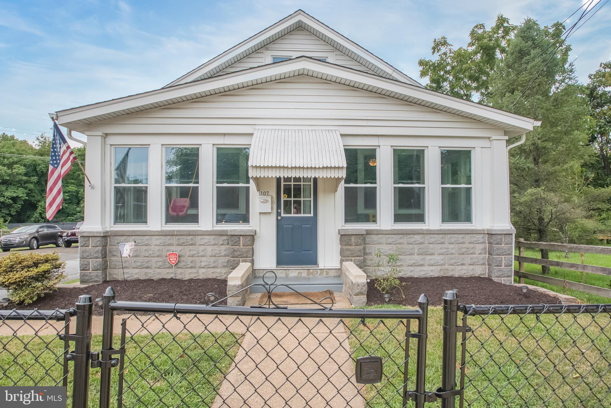 Motivated Sellers!! Don't miss your opportunity to own this house on a rare 19805 1 acre lot! Check out this centrally located property located in Elsmere!  In just a short drive you can be in Pike Creek, Trolley Square, 202 or prices corner. This house is turn key move in ready. New roof in 2019, New HVAC in 2016, updated kitchen and a full bathroom on each level of the house. Not to mention a fully finished basement with an extra two rooms that are currently being used as bedrooms. Picture yourself sitting out on the beautiful back patio warming up by the fire on a brisk Fall night. Contact listing agent with any questions! Garage As-Is.