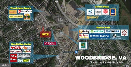 13329 Woodbridge St Woodbridge VA 22191