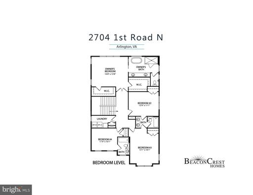 2704 1st Rd N Arlington VA 22201