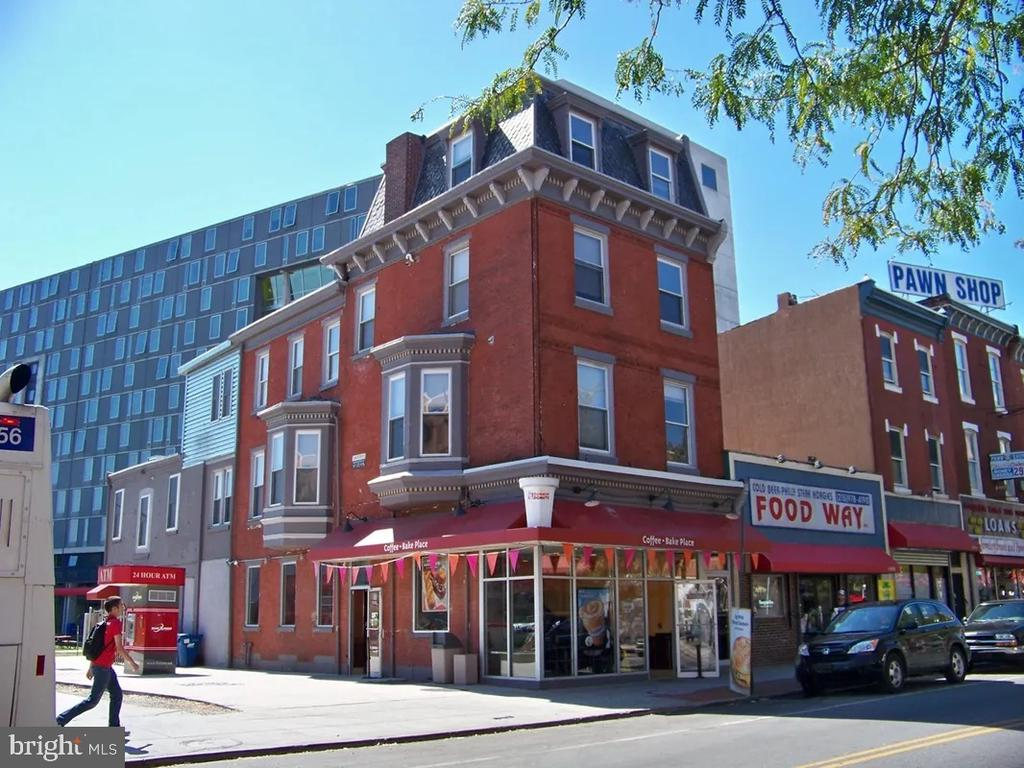 Extremely rare and incredible opportunity to purchase a true turn key investment right on Temple University Campus!! 1420 Cecil B Moore Ave and 1428 Cecil B Moore Ave. First time to the market in over 50+ years.  Both buildings totaling 8 units- 1420 Cecil B Moore is a corner building generating huge positive cash flow!  The first floor is occupied by Dunkin Donuts on a NNN lease, the above floors have (3) two bedroom/1 bathrooms and (1) two bedroom/1.5 bathrooms totaling 4 residential units. Each apartment is generously sized and equipped with a full kitchen, washer/dryer and bay windows allowing for ample amounts of natural light and views. In addition, there is an ATM on site that produces additional income. 1428 Cecil B Moore is a 3 unit building. The first floor is occupied by a restaurant called Crunchik'n on a NNN lease, the above floors have (2) 4 bedroom, 1 bathroom apartments. Each apartment are very large,  equipped with a full kitchen, washer/dryer and bay windows allowing for ample amounts of natural light.  This is a true turn-key investment in a rapidly expanding area . These buildings can be purchased together or separately. Please reach out to the co-listing agent for the rent roll and P&L statement.