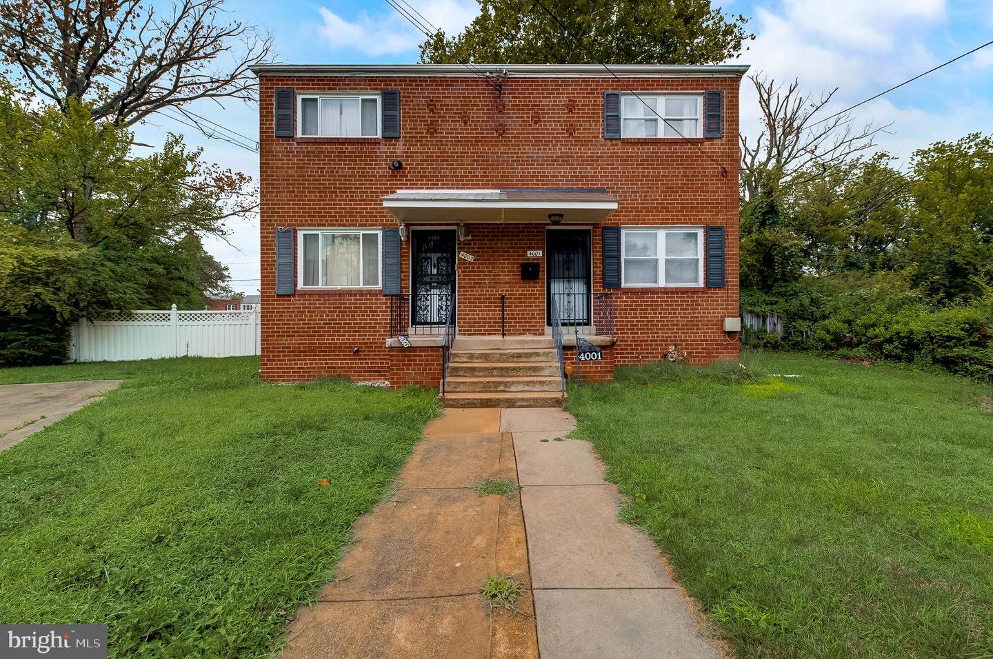4001 24th Place Temple Hills, MD 20748