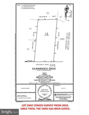 9207 Kilmarnock Dr Fairfax VA 22031