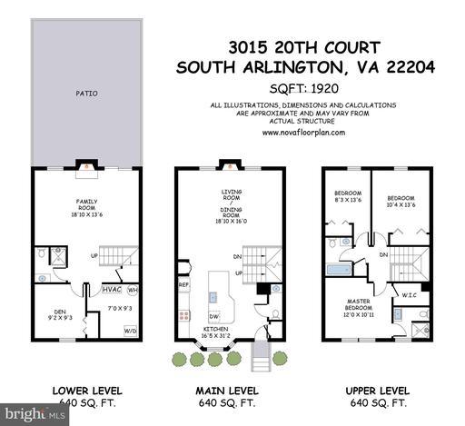 3015 20th Ct S Arlington VA 22204